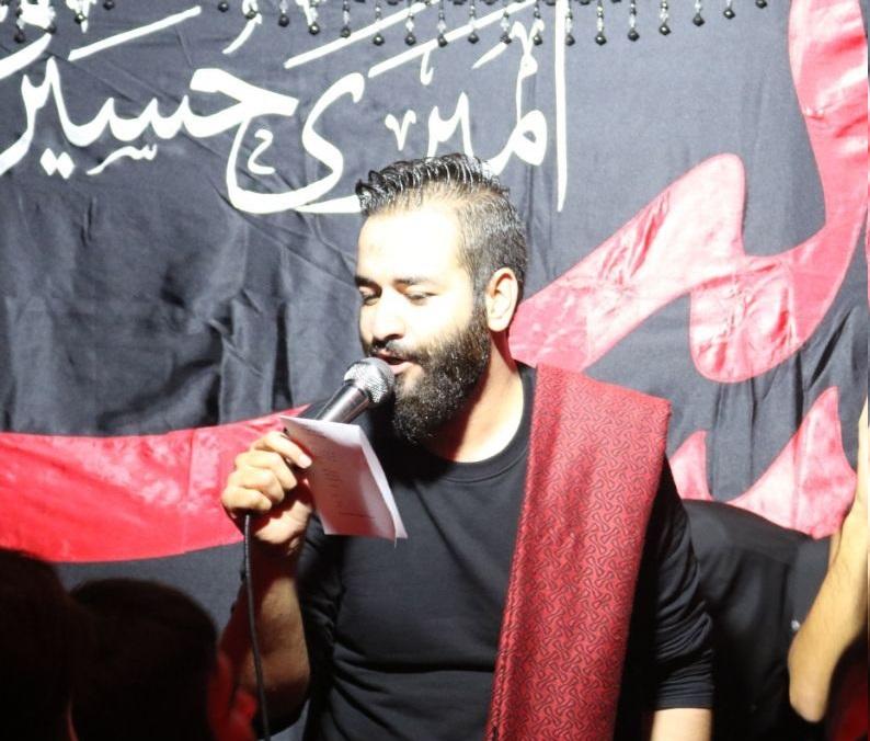 دانلود عکس و والپیپر HD | کربلایی هادی گلستانی مراسم وداع با فاطمیه 10 بهمن 1398