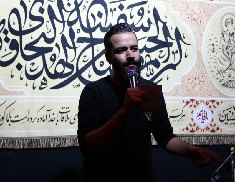 دانلود عکس و والپیپر HD | کربلایی هادی گلستانی مراسم وفات حضرت ام البنین(س) 17 بهمن 1398