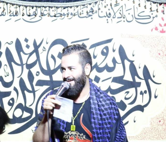دانلود عکس و والپيپر HD | کربلایی هادی گلستانی سالروز تخریب قبور ائمه بقیع 8 خرداد 1399