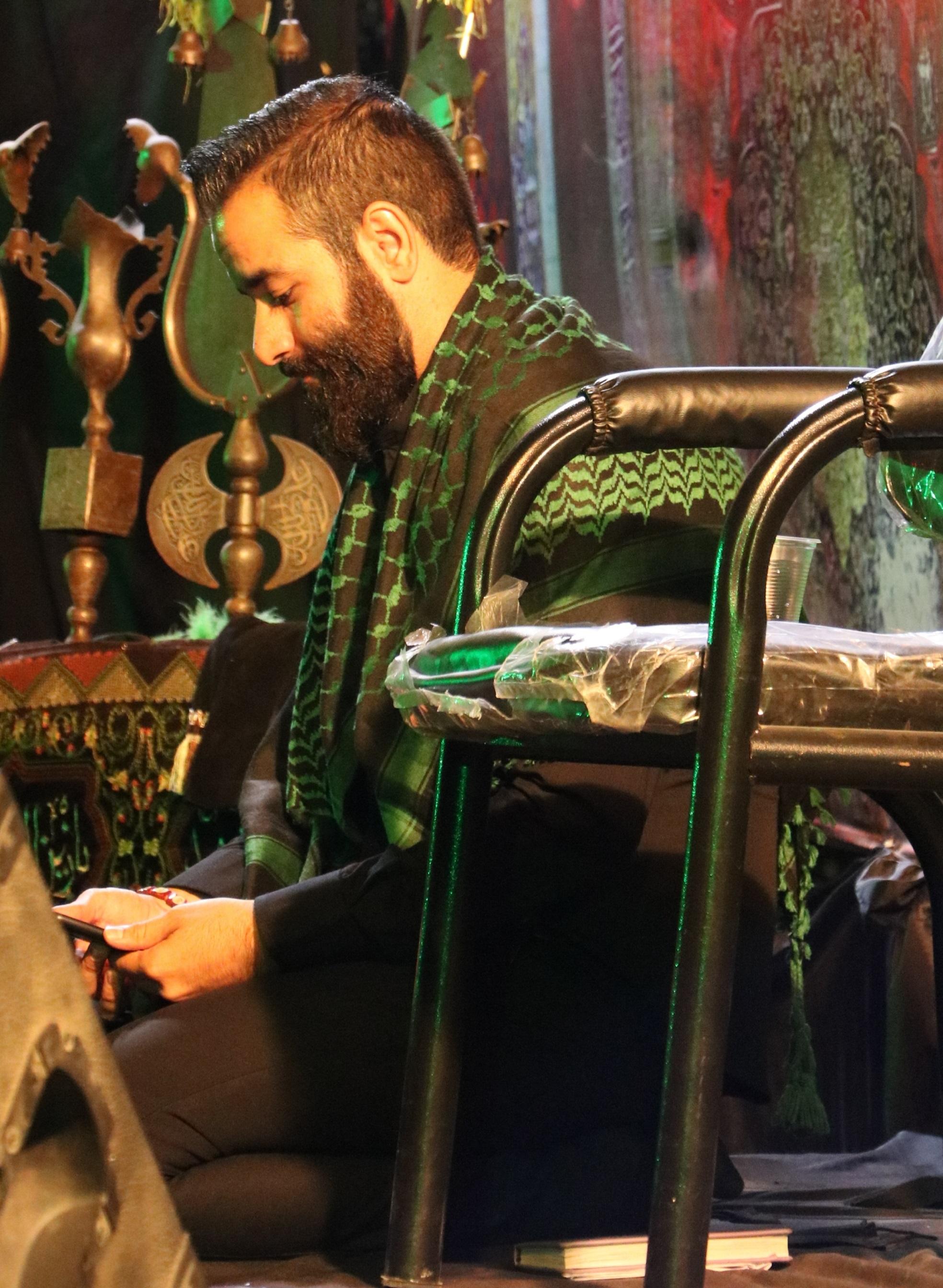 دانلود عکس و والپيپر HD | مراسم شب پنجم دهه دوم محرم الحرام 14 شهریور 1399